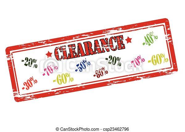 Clearance - csp23462796