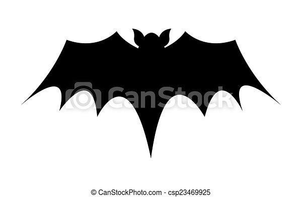 Illustration vecteur de dracula chauve souris forme - Chauve souri vampire ...