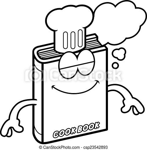 Vecteurs eps de livre cuisine dessin anim r ver a - Dessin anime de cuisine ...