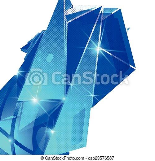 Vecteur De Objet Contemporain Plastique Dimensionnel Fond Cr Csp23576587 Recherchez