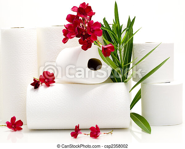 Daily Hygienic Essentials - csp2358002