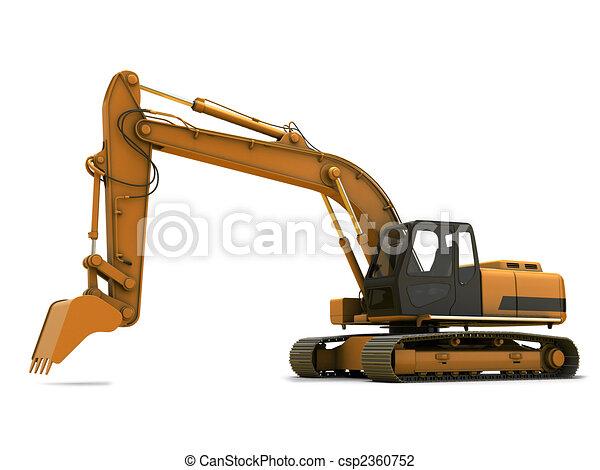 Digger - csp2360752