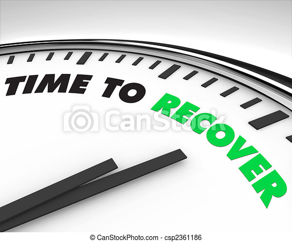 Time to Recover - Clock - csp2361186