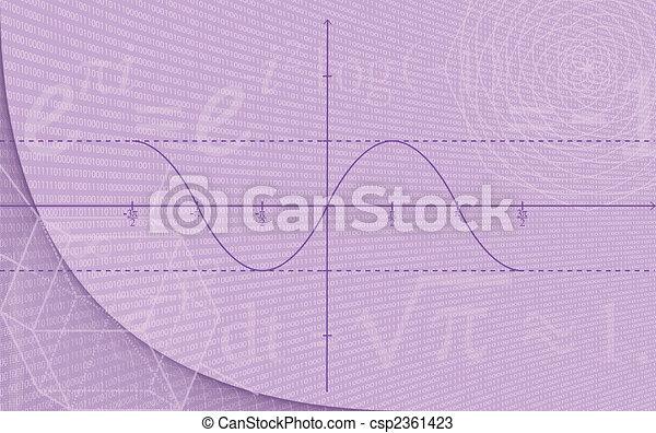 Pure Maths Background - csp2361423