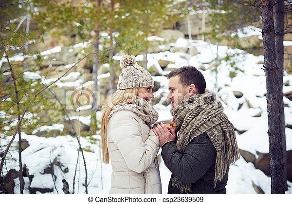 jour, valentin,  s - csp23639509