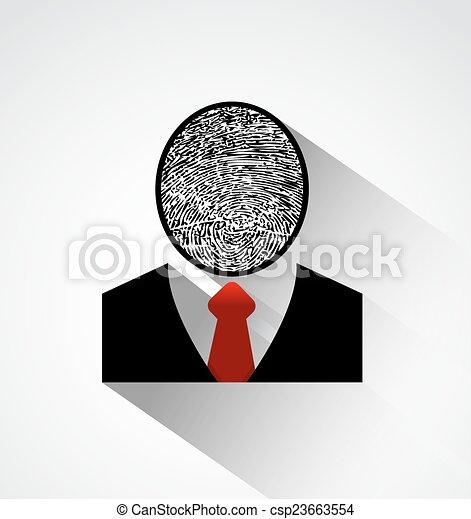 Protect Identity Clip Art