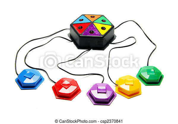 Game Buzzers - csp2370841