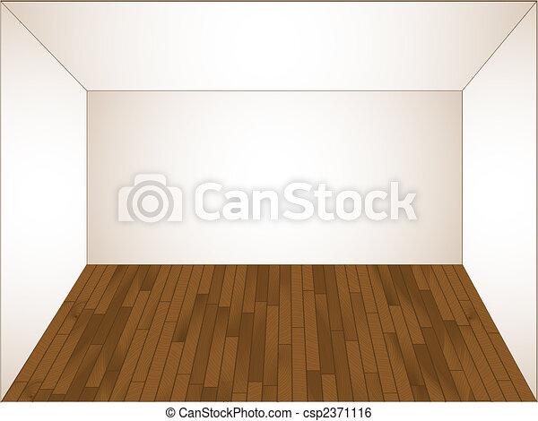 Empty Room - csp2371116