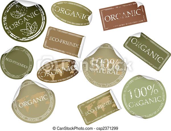 Natural Labels - csp2371299