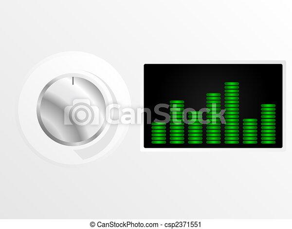 Volume Control - csp2371551