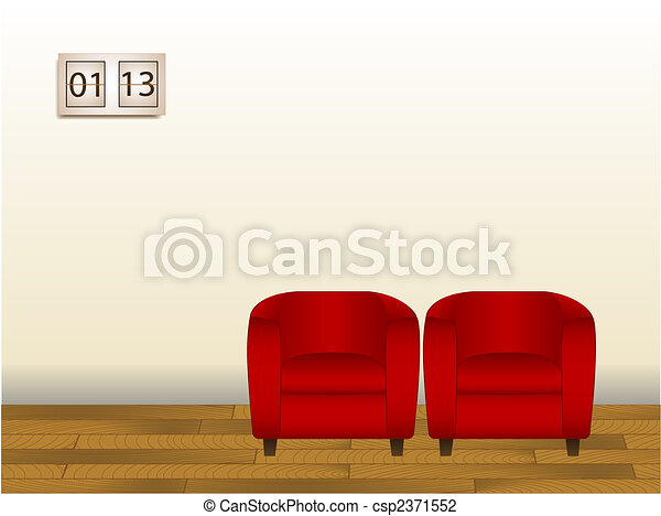 Waiting Room - csp2371552