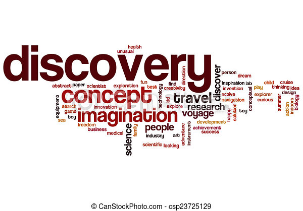Clip Art of Discovery word cloud concept csp23725129 - Search ...
