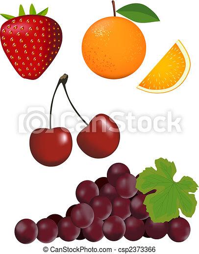 Fruit - csp2373366