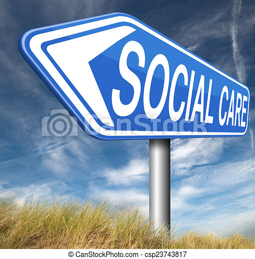 social care - csp23743817