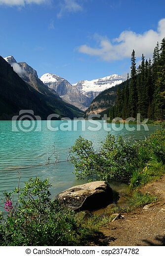 Lake Louise - csp2374782