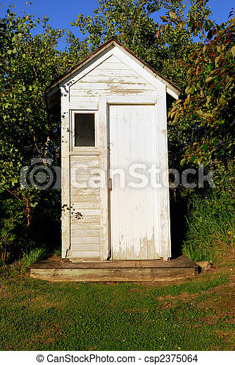 Outhouse - csp2375064
