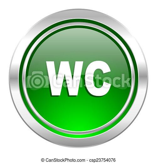 illustrations de toilette wc bouton vert ic ne signe toilette ic ne csp23754076. Black Bedroom Furniture Sets. Home Design Ideas