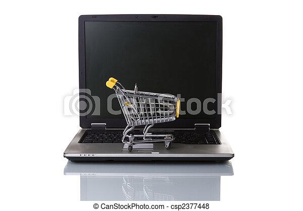 インターネット商業, 概念 - csp2377448