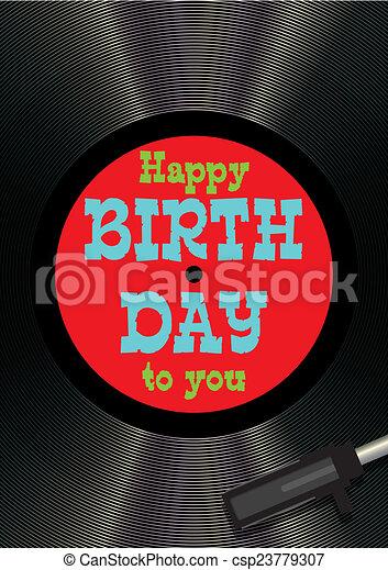 Birthday book to record birthdays