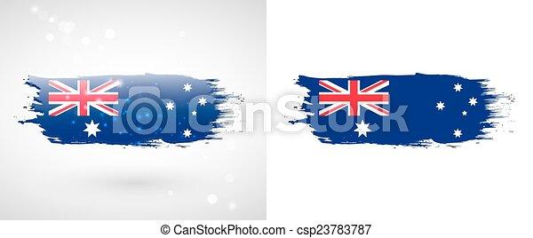 Australian flag - csp23783787