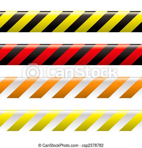 warning tape - csp2378782