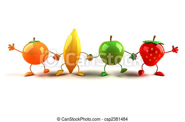 Fruits - csp2381484