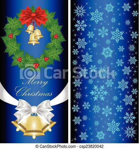 Eps vector de navidad tarjeta navidad rbol arco - Cinta arbol navidad ...