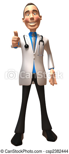 Doctor - csp2382444