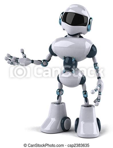 Robot - csp2383635