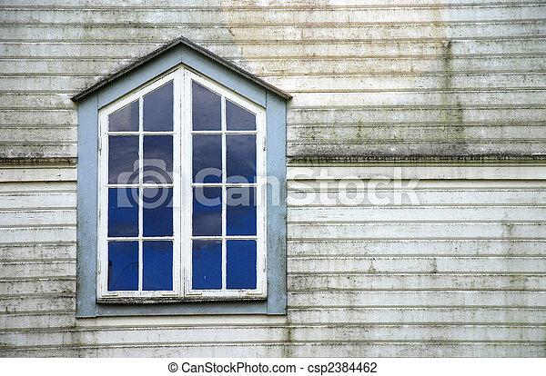 窗口, 教堂 - csp2384462