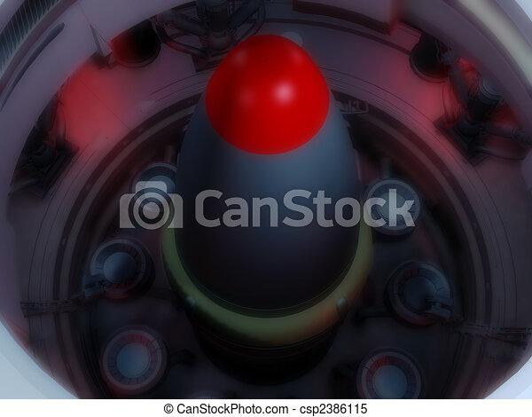 missile silo - csp2386115