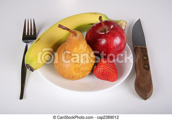 Fruit diet - csp2389012