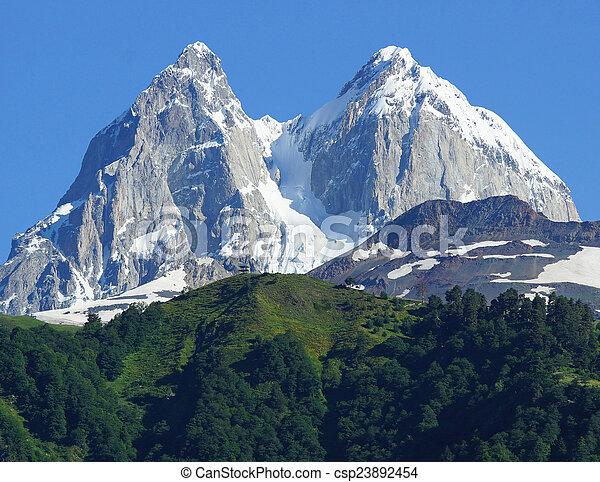 mountain europe