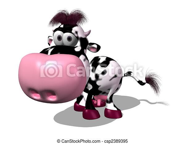 Cow - csp2389395