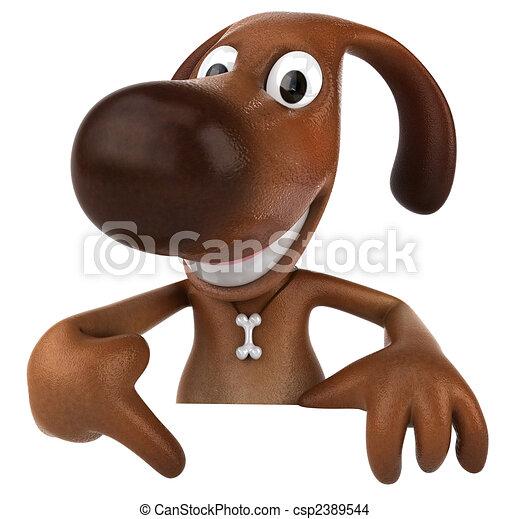 Dog - csp2389544