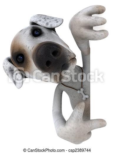 Dog - csp2389744