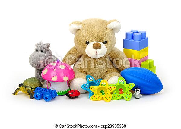 Spielzeuge - csp23905368