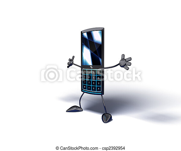 Mobile phone - csp2392954