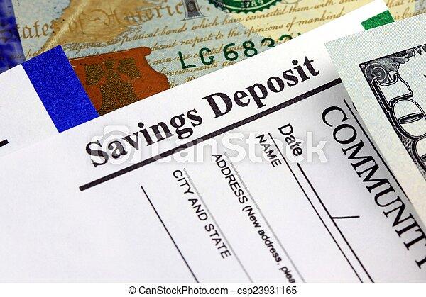 bancario, finanza, scivolare, contabilità - csp23931165