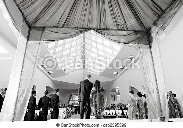 Hindu Wedding Ceremony - csp2395399