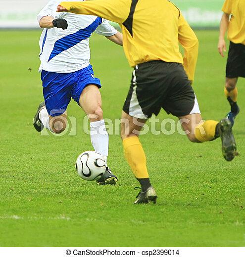 soccer match - csp2399014