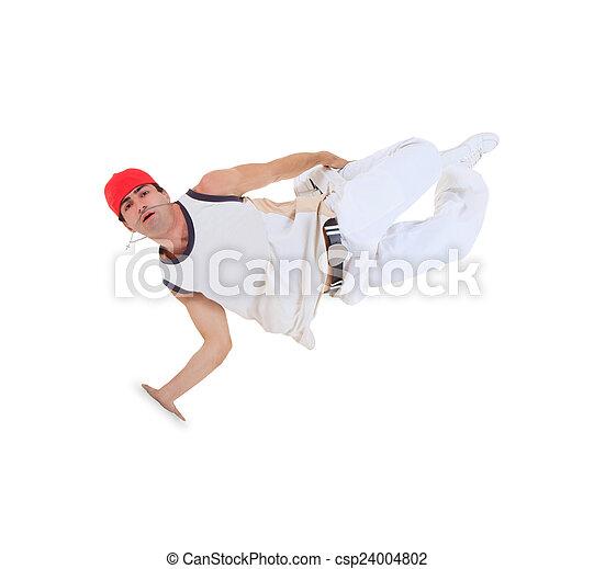 Adolescente chino bailando 23