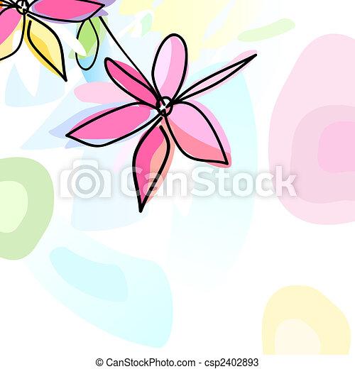 flowers - csp2402893