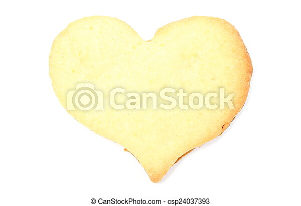Yeast Cake Clipart : Stock Photographs of Valentine heart of yeast cake on ...