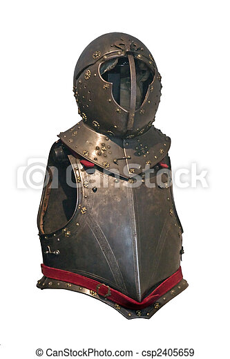 Knight's armor - csp2405659