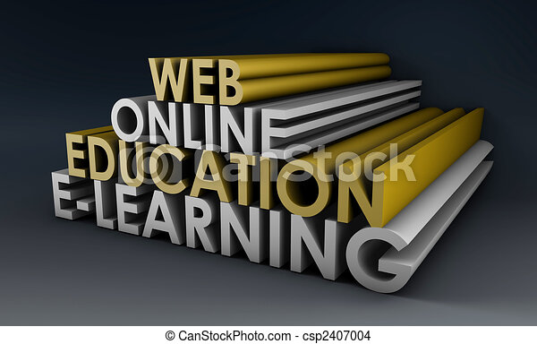 Online Education - csp2407004