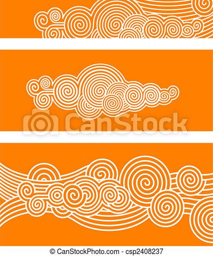 Clouds - csp2408237