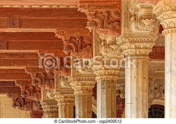 ancient columns - csp2409512