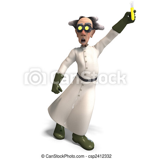Mad Scientist Images Mad Scientist With Dangerous