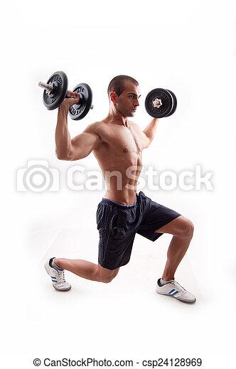 fitness - csp24128969